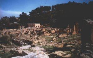 Η Κυρήνη, ήταν η μοναδική αποικία της Θήρας, αλλά υπήρξε σπουδαίο κέντρο